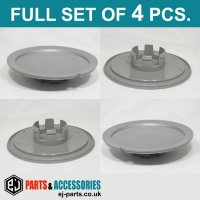 Wheel Center Hub Caps / 147.0mm - 57.5 mm FULL SET OF (4) FOUR CAPS