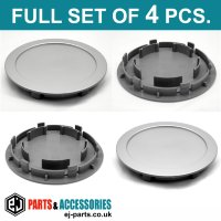 Wheel Center Hub Caps / 167.0mm - 149.5 mm FULL SET OF (4) FOUR CAPS