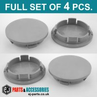 Wheel Center Hub Caps / 66.5mm - 56.0 mm FULL SET OF (4) FOUR CAPS