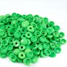 Grass Green Hinged Plastic Screw Cover Caps (Small, 6/8g) 5 PACK SIZES - Grass Green Hinged Plastic Screw Cover Caps (Small, 6/8g) 5 PACK SIZES